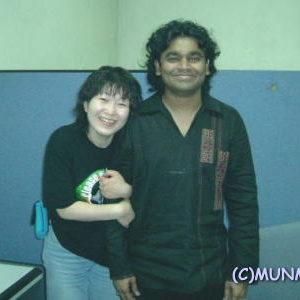 A.R.Rahmanと私 (2003.12.20)