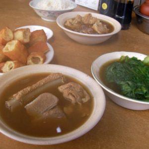 黄亜細肉骨茶餐室