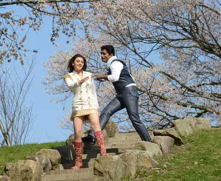 【TVSK富山ロケ5】4/12~15インド映画(タミル)映画撮影隊 in 富山