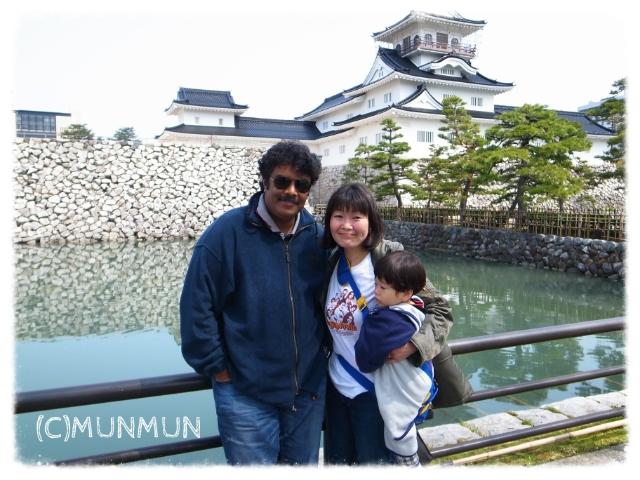 【TVSK富山ロケ8】4/16のインド映画(タミル)映画撮影隊 in 富山 (コンデジ版・上)