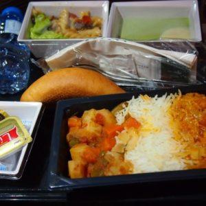 機内食マニア:20160427エティハド航空EY871便