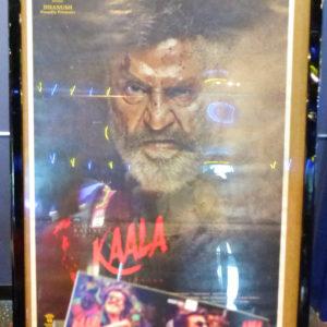 Kaala カーラー (Tamil, 2018) |ラジニ