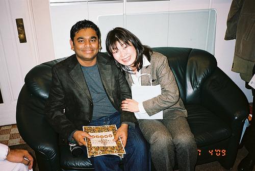 ラフマーンと私 20090407