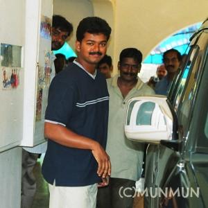 Vijayのファン感謝デー体験 (2001.8)