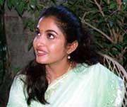 Ramya Krishnanに質問しました! (2001.1.7 Part 2)