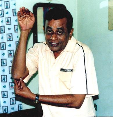 Anu Mohanにお会いしました (2002.1.16)