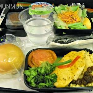 機内食マニア:20111024 UA803便 (ムスリム)