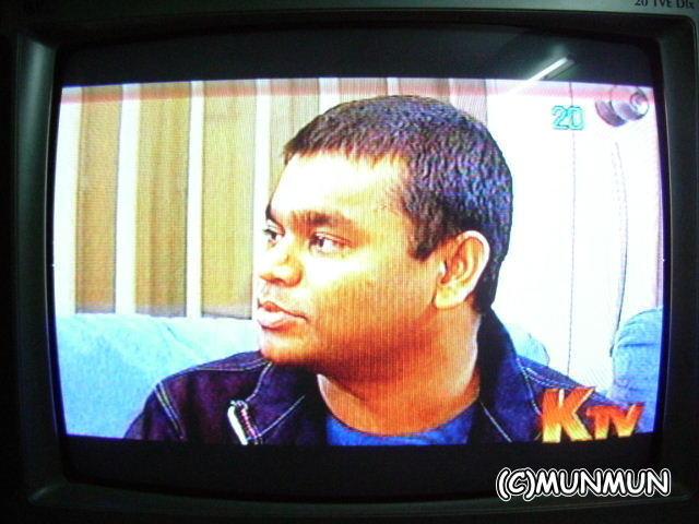 A.R.Rahmanの新春テレビ出演