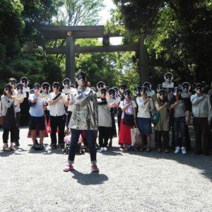 05/27 【ロボット】完全版公開決定記念イベント行進