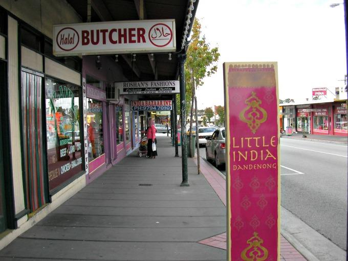 オーストラリアのインド[雑感メモ] 2008年版