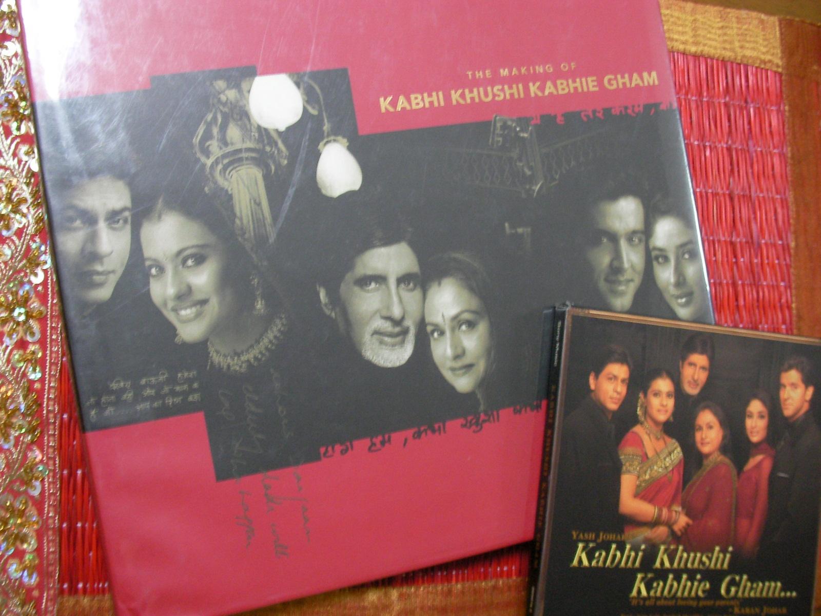 Kabhi Kushi Kabhie Gham (家族の四季 愛すれど遠く離れて)