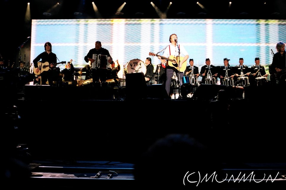 Paul McCartney in Halifax!(その2)