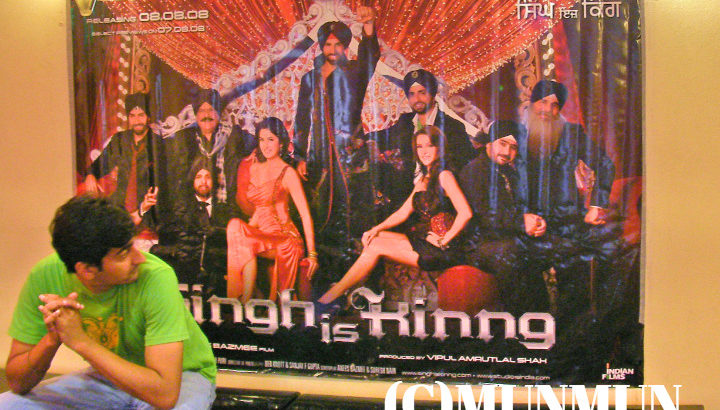 【Singh Is Kinng】 (Hindi,2008)