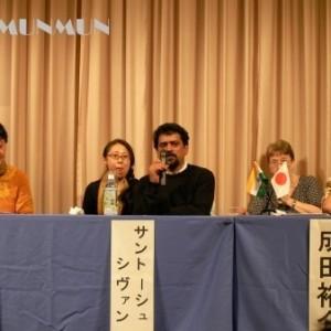 Santosh Sivan 2007.9.28 in Tokyo (2)