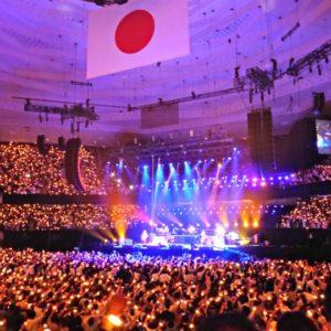 ポールと日本との絆を深めた、Budokan。