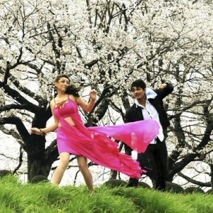 【TVSK富山ロケ2】4月9日のインド(タミル)映画撮影隊 in 富山