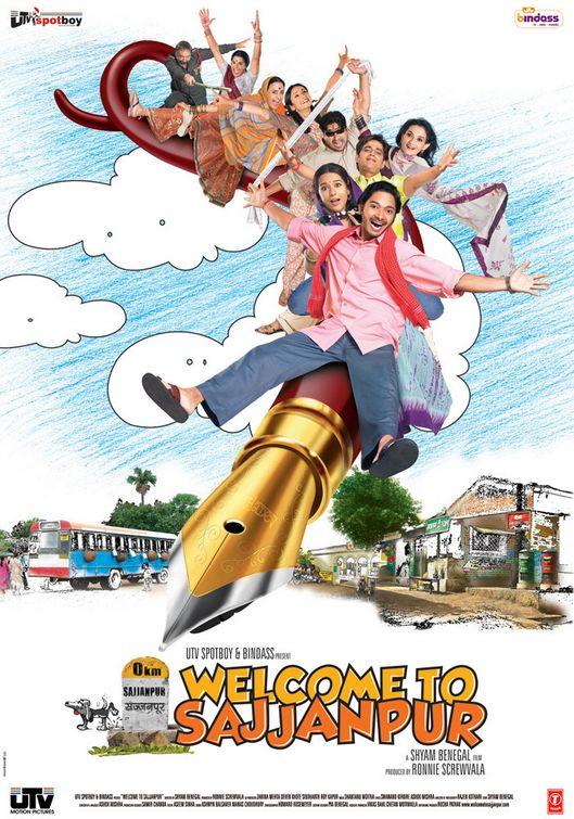 【ようこそサッジャンプルへ】 (Hindi,2008)